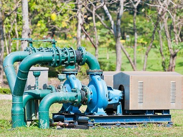 Fornecimento de selos mecânicos para sistemas de irrigação