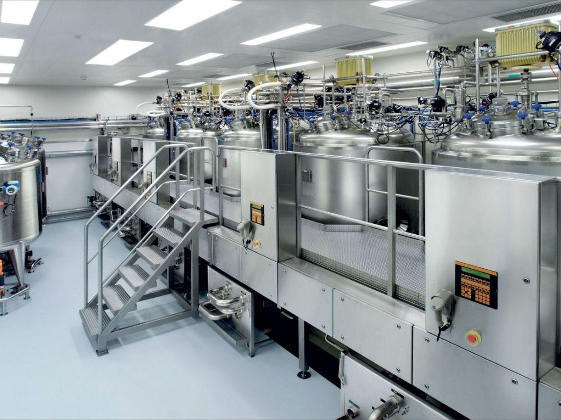 Fornecer selos mecânicos para a indústria alimentar