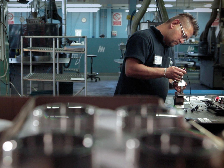 Mechanical face seals production