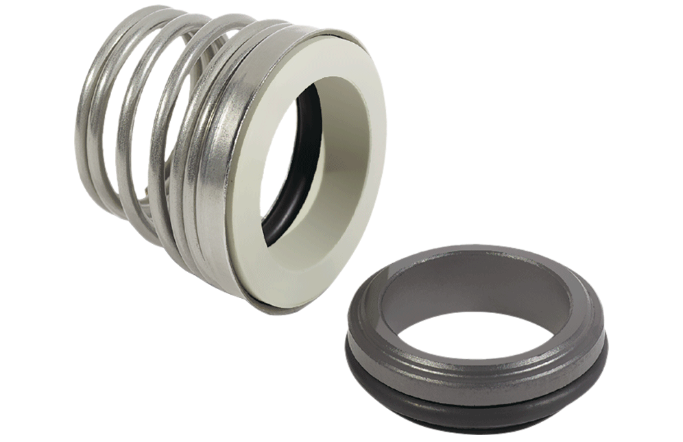 Mechanical seals for food contact
