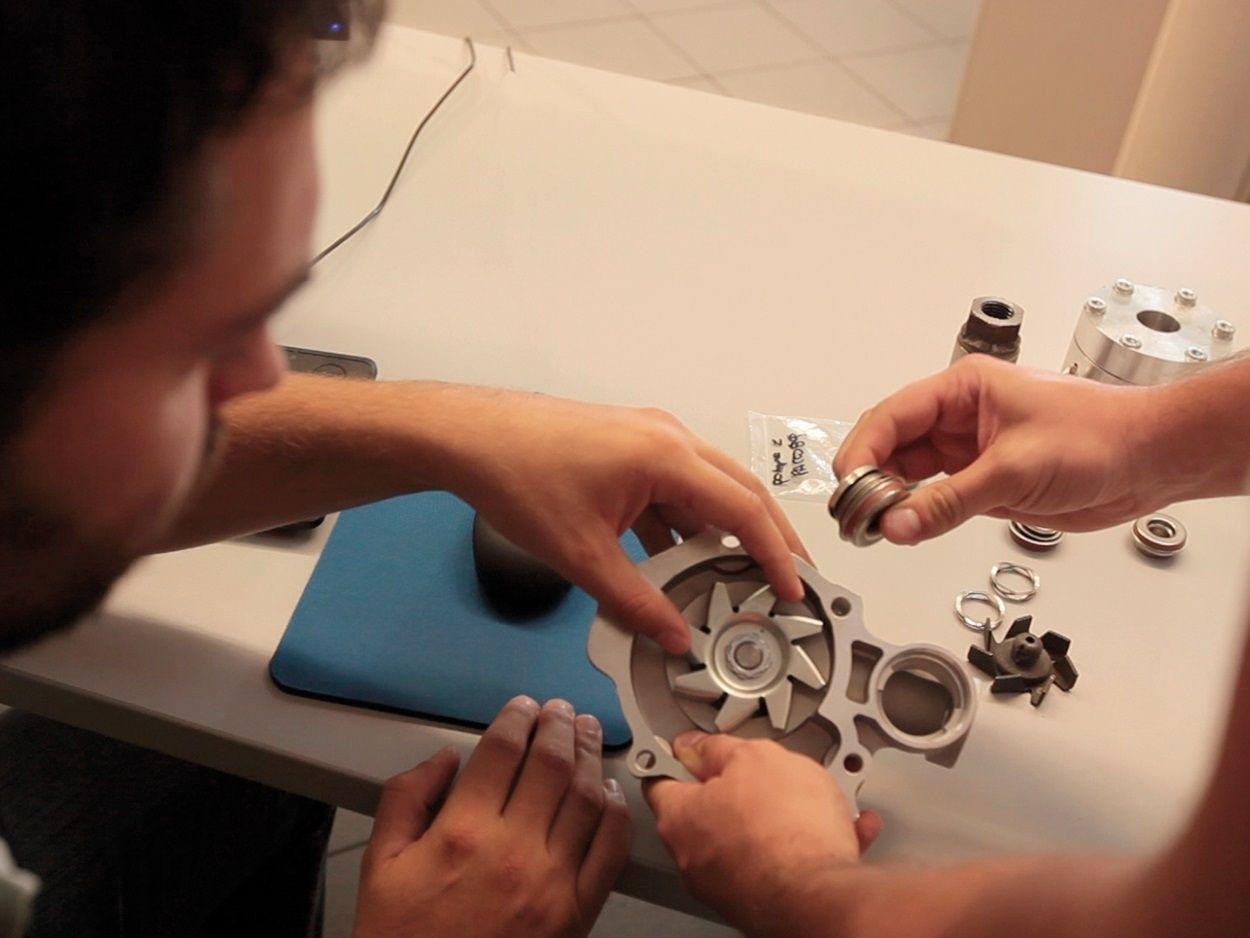 Mechanical seals manufacturer