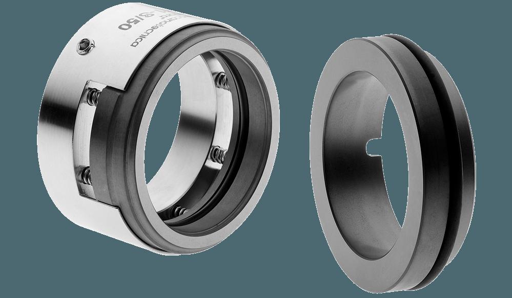 Mechanical seals resistant to liquids