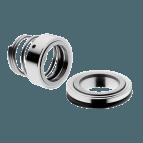 Selo mecânico com mola cônica e o-ring Europa