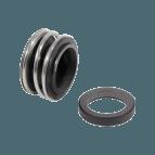 Selo mecânico com fole de elastômero FG