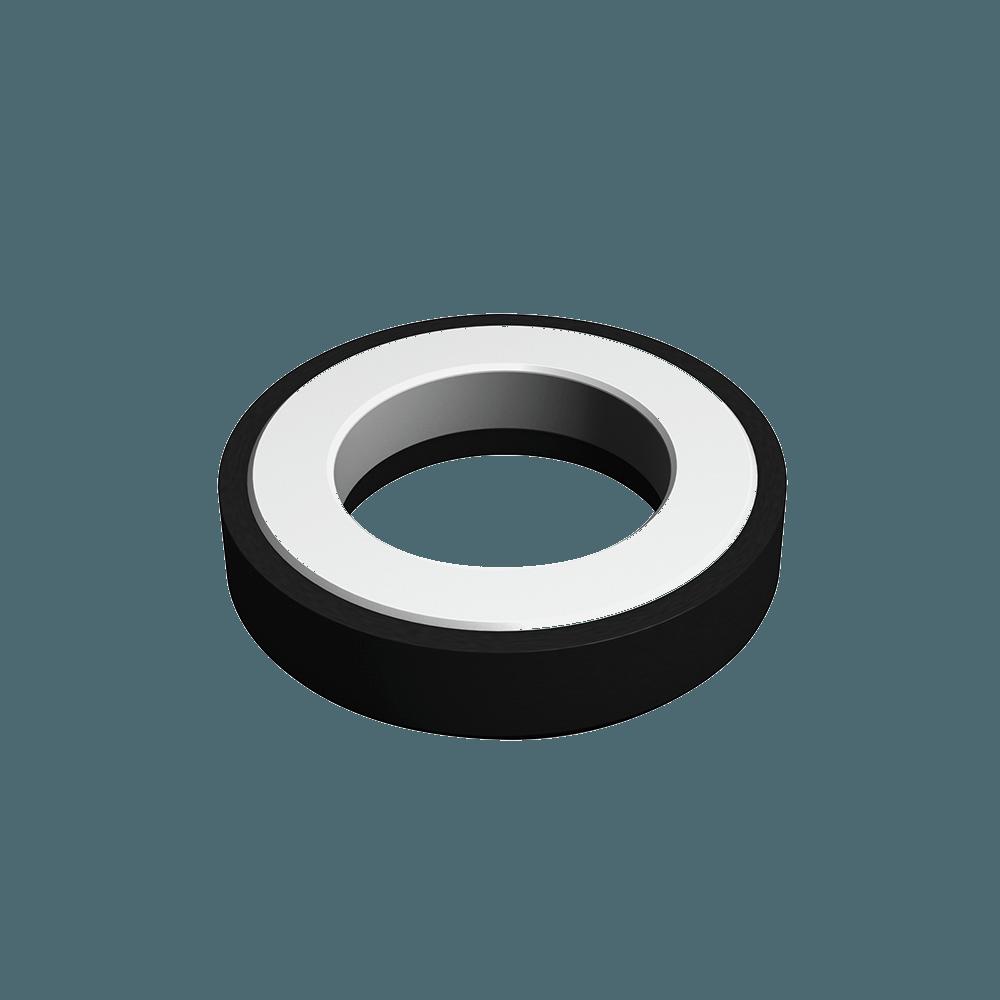 Controfaccia con cuffia sul diametro esterno LE