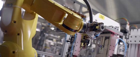 Automotive Assembling Machine