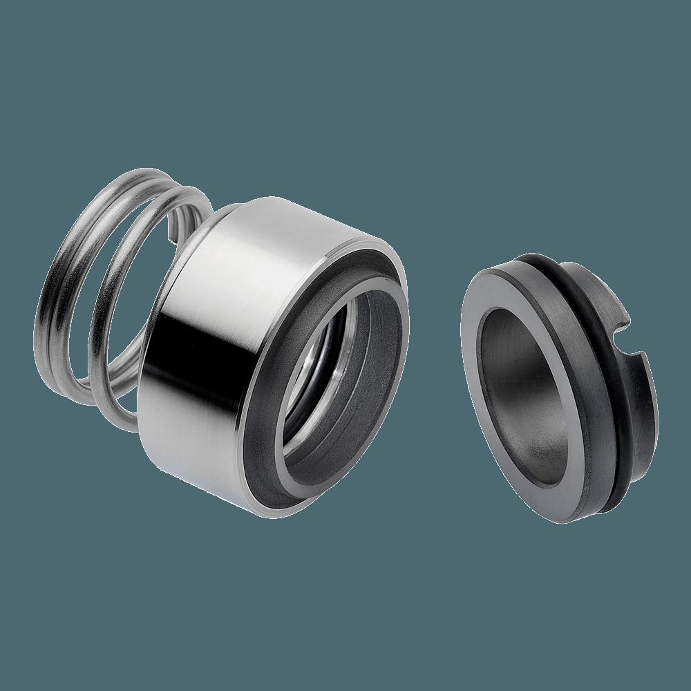 Selo mecânico de alto desempenho com mola cônica e o-ring DRM1-S
