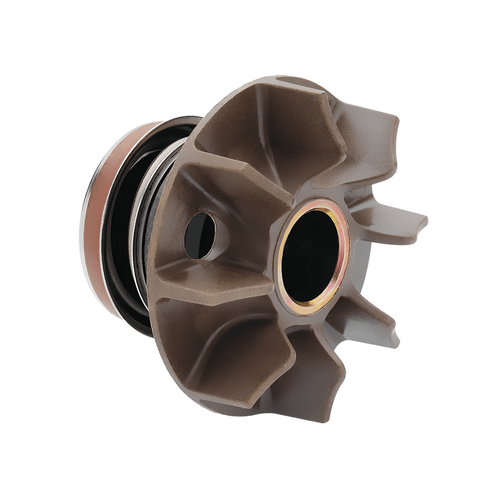 Selo mecânico compacto equipado com rotor UGG